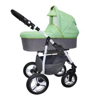 Бебешка количка S-MAX FRESH - NIO