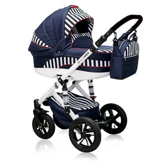 Бебешка количка VOGUE BLUE MARINE - NIO