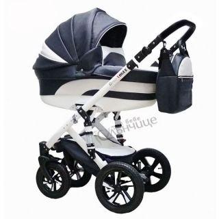 Бебешка количка VOGUE ECO BLUE QUARTZ - NIO