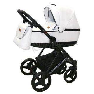 Бебешка количка ROYAL White - NIO