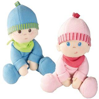 Бебешка кукла Луис - HABA