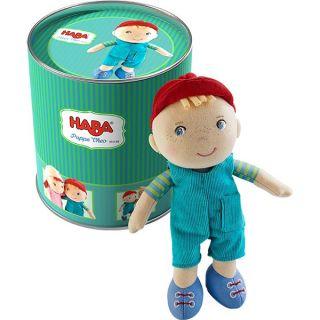 Бебешка кукла Тео - HABA