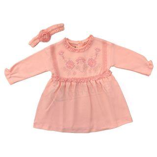 Бебешка рокля Cute Elegance