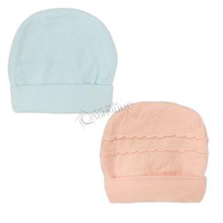 Памучна бебешка шапка - Wonderful