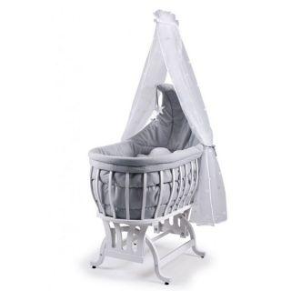 Бебешко легло-люлка Luna