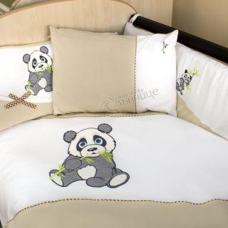 Спален комплект от десет части Pandoo - Бежов
