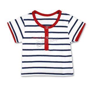 Блуза къс ръкав - Marine