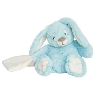Плюшена играчка Голямо зайче с кърпичка - BabyNat