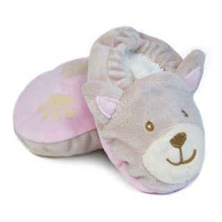 Плюшени пантофки - Furry Cat - BabyNat