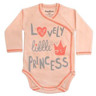 Боди дълъг ръкав - Little Princess