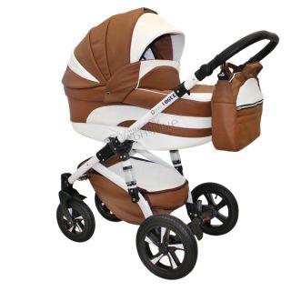 Бебешка количка VOGUE ECO COGNAC - NIO