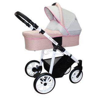 Бебешка количка COOL ROSEY - NIO 2018