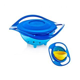 Детска неразливаща купа Gyro Bowl - Babyjem
