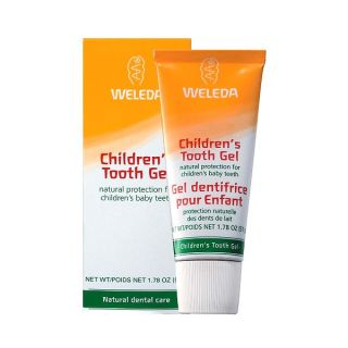 Детски гел за зъби и устна кухина WELEDA