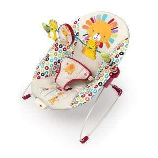 Детски шезлонг Playful Pinwheels - Bright Starts