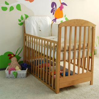 Дървено легло Kiki 60/120см