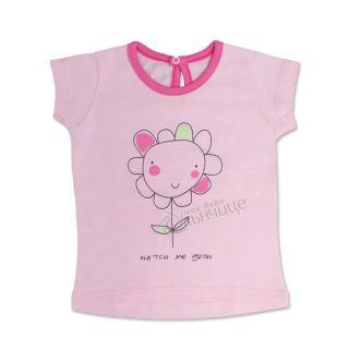 Блуза с къс ръкав - Grow