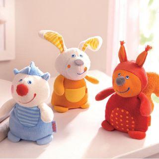 Бебешка играчка Горски приятели - HABA