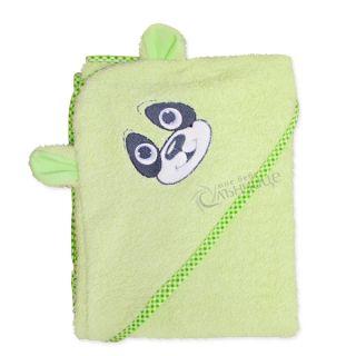 Бебешка хавлия - Pandoo с ушички