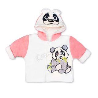 Бебешко яке Pandoo - Корал