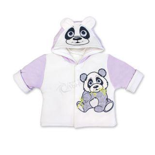 Бебешко яке Pandoo - Лилав