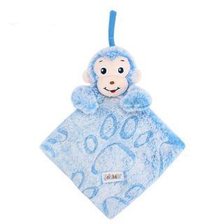 Мека играчка-книжка Monkey -  Jollybaby