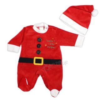 Коледен гащеризон - Santa's Little Helper