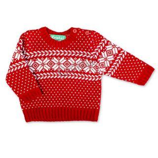 Коледен пуловер - Звезда