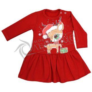 Коледна рокля - Еленче