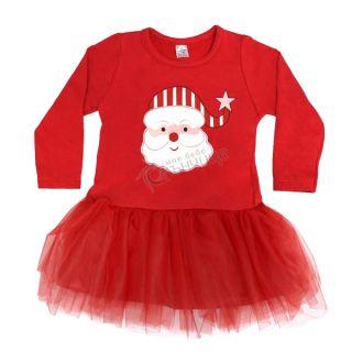 Коледна рокля - Santa Claus