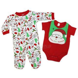 Коледен комплект от три части - First Christmas