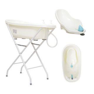Комплект мултифункционална вана и стойка - Bubble