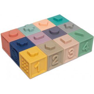Конструктор с меки кубчета - CANPOL