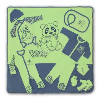 Комплект за изписване 11 части - Pandoo Lux Зелен