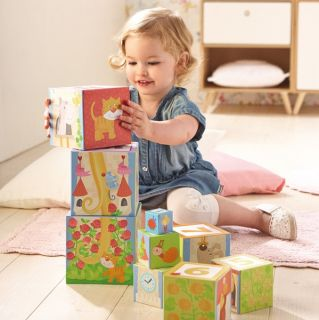 Кубчета за кула - HABA