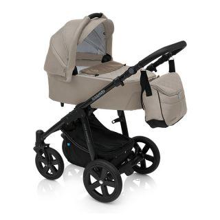 Бебешка количка 2в1 LUPO COMFORT - BABY DESIGN 2018