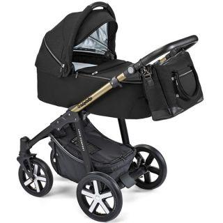Бебешка количка 2в1 LUPO COMFORT LIMITED - BABY DESIGN 2019