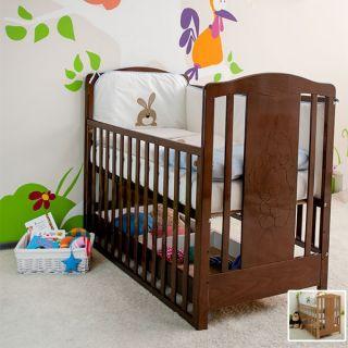 Дървено легло Lux 60/120см