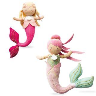 Плюшена русалка - Doudou et Compagnie
