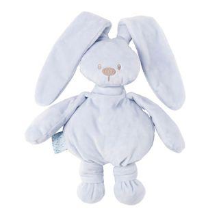 Мека играчка Cuddly Lapidou Blue - Nattou