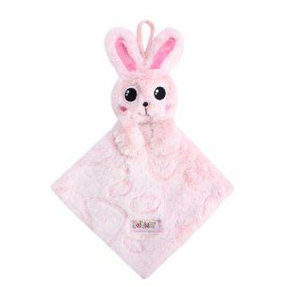 Мека играчка-книжка Bunny -  Jollybaby