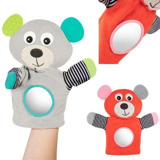 Мека играчка за куклен театър BEARS