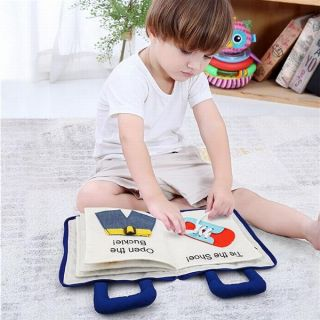 Мека книжка чанта - Jollybaby