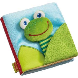 Мека книжка Вълшебната жаба - HABA
