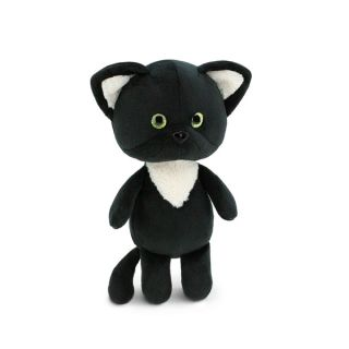 Плюшена играчка Мини Черно коте - Orange Toys