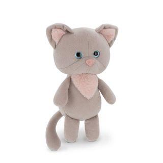 Плюшена играчка Мини Сиво коте - Orange Toys