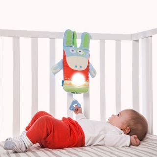 Музикална светеща играчка Sleepy - Taf Toys