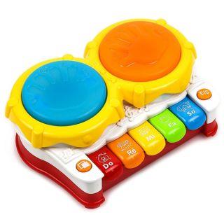 Музикална играчка - Пиано с барабан