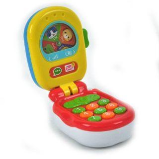 Музикална играчка - Телефон Clamshell