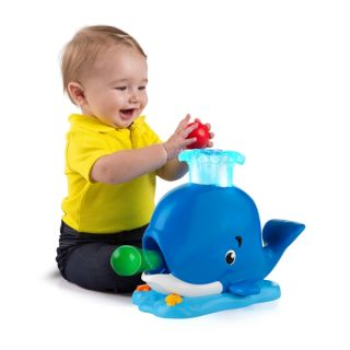 Музикална играчка Whale Popper - Bright Starts